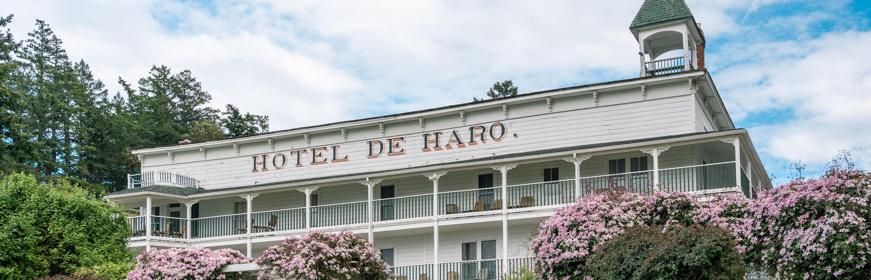Hotels Inns Resorts In The San Juan