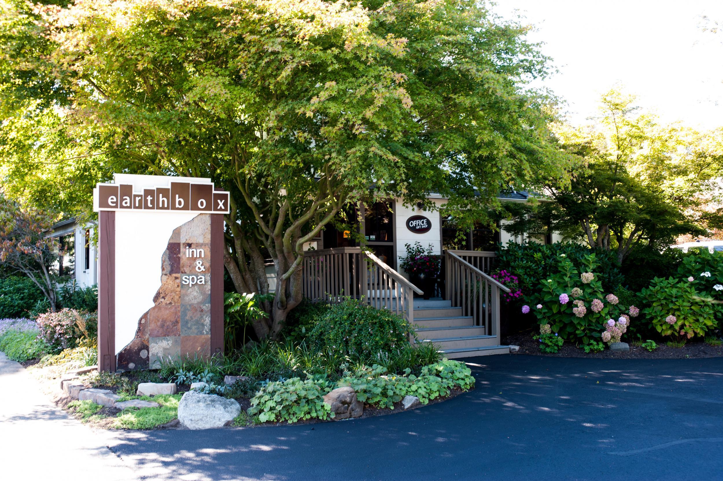 Earthbox Inn & Spa on San Juan Island