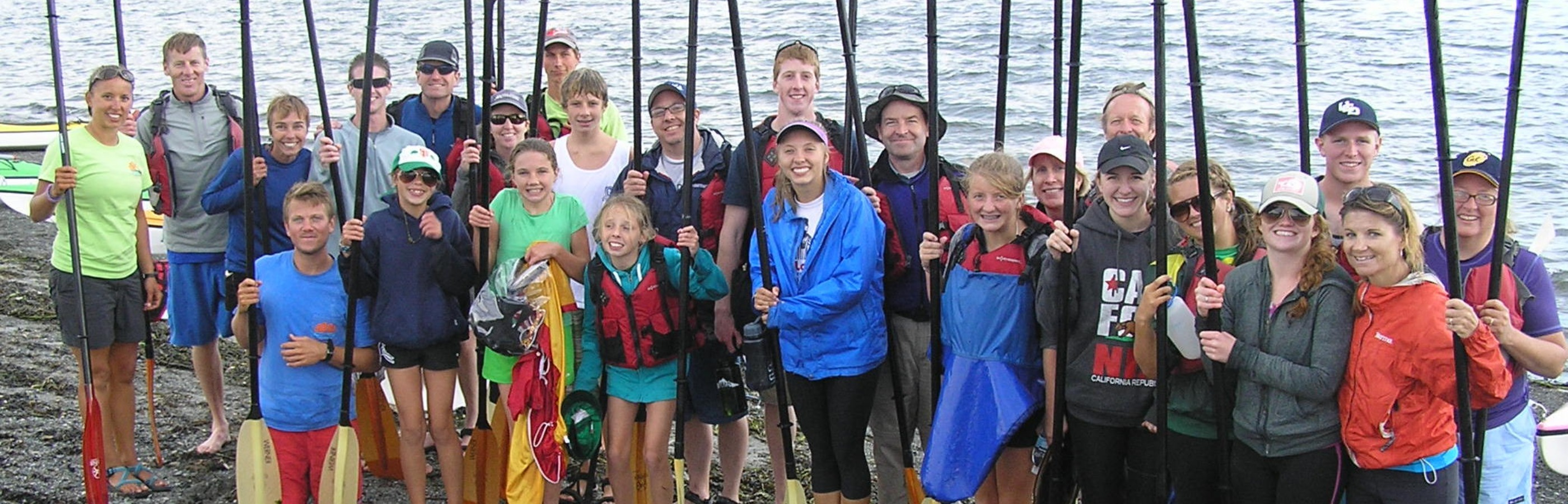 Customs tours with San Juan Kayak Expeditions
