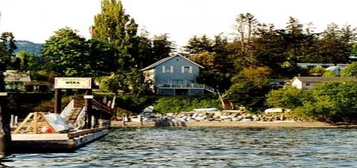 Lodging Orcas island
