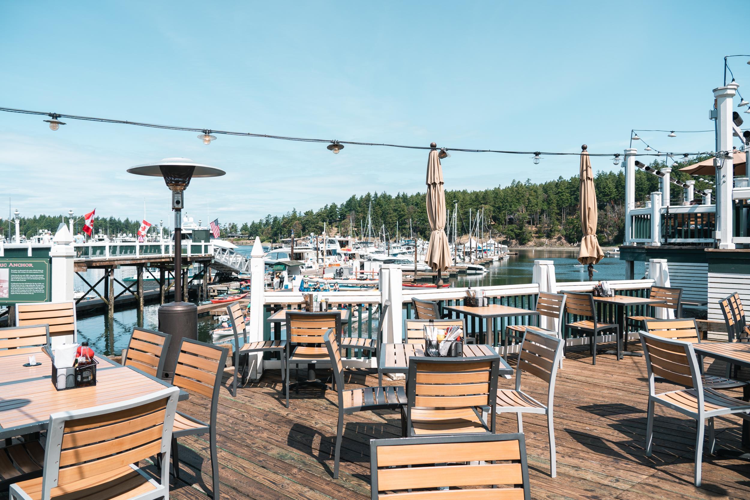 Roche Harbor Resort Dining