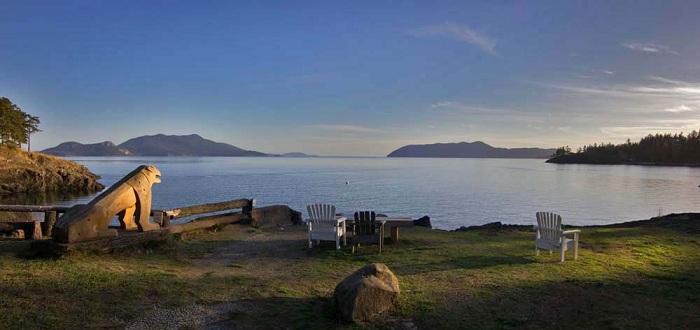 Doe Bay Resort and Retreat - View