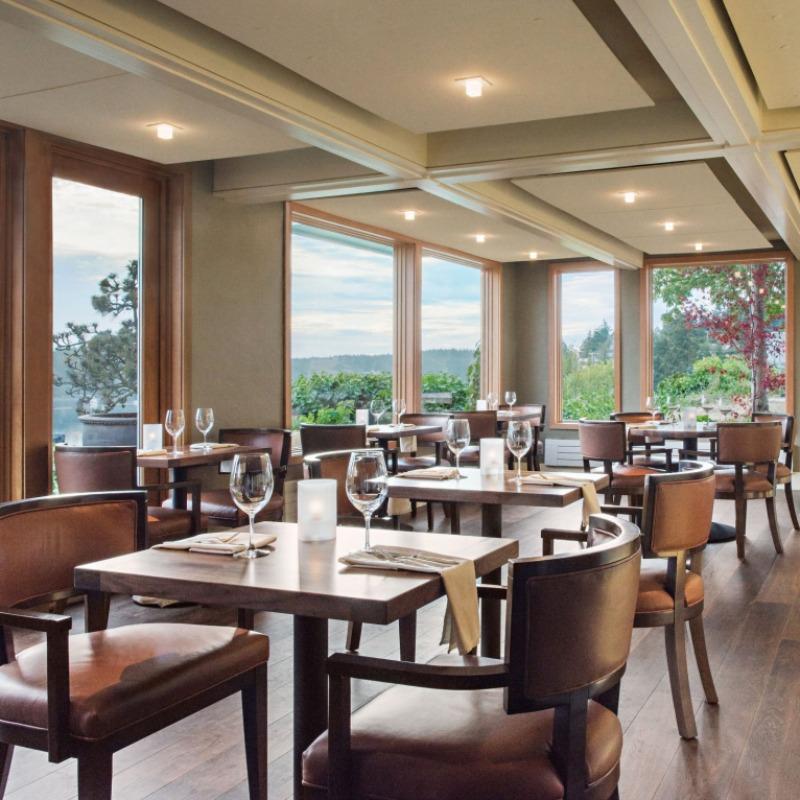 Friday Harbor House Restaurant - Dining Room