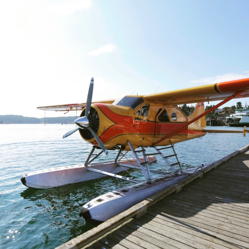 Friday Harbor Seaplanes Tour
