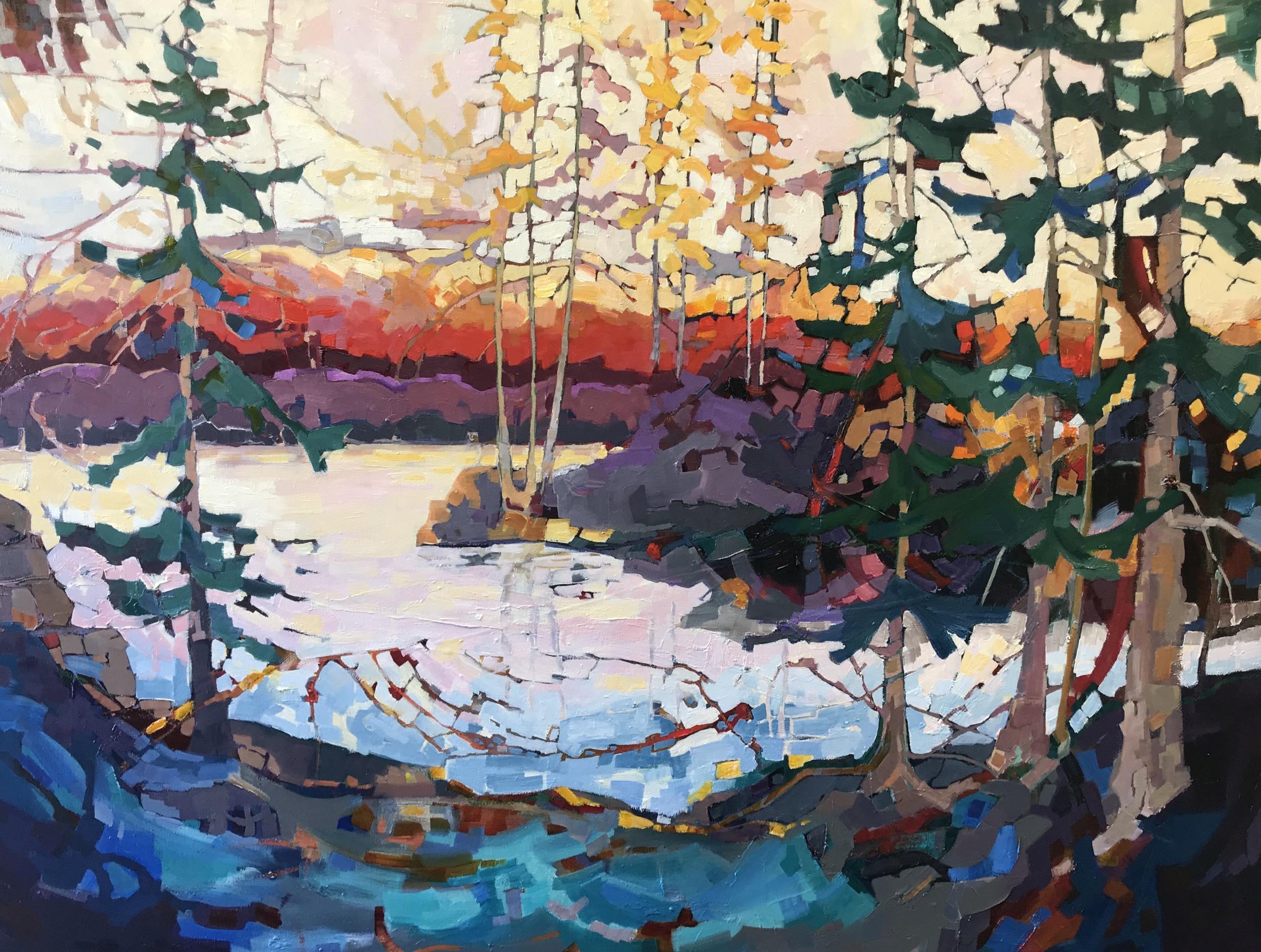 Teresa Smith Art - The Lagoon