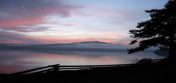 Orcas Island Accommodation, Inn at Ship Bay, East Sound, San Juan Islands