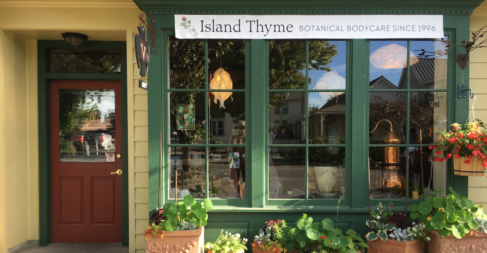 Island Thyme Shop and Gallery