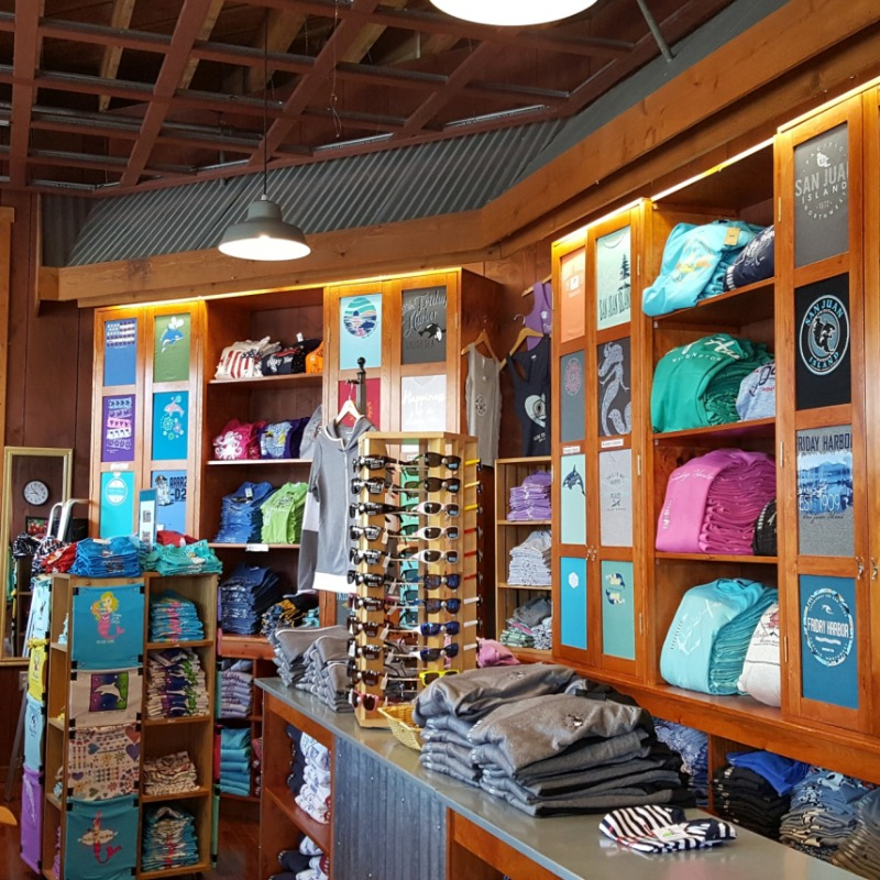 Joe Friday's Shirt Co. - Inside