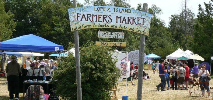 Lopez Island Farmers' Market