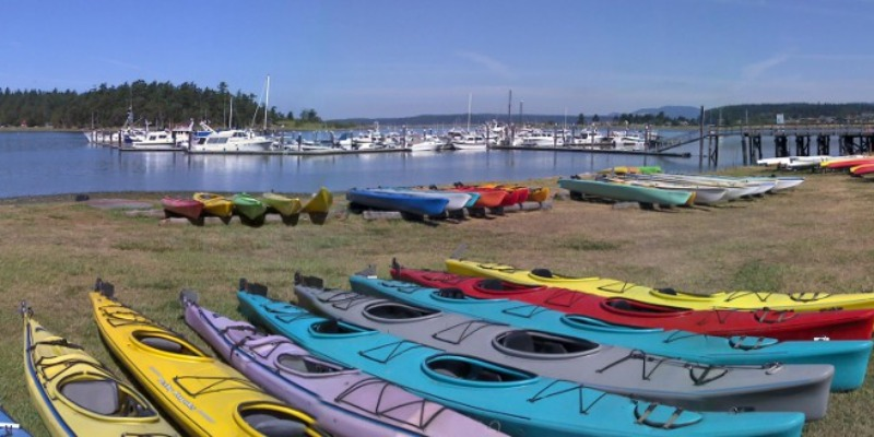 Lopez Kayaks, Lopez Island Wildlife Recreation, San Juan Islands