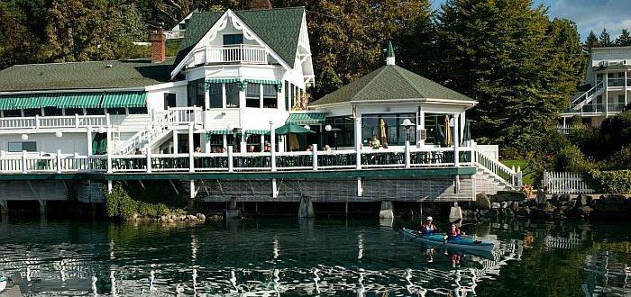 Roche Harbor Resort Visitsanjuans
