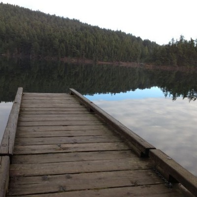 Mountain Lake, Moran State Park, Orcas Island