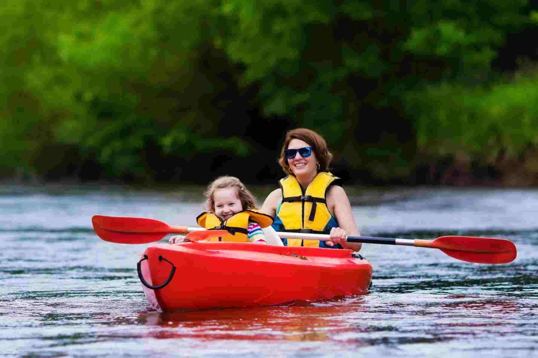 Orcas Adventures - Kayaking