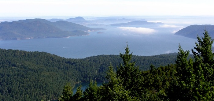 Orcas Island Chamber of Commerce - View by Lance Evans