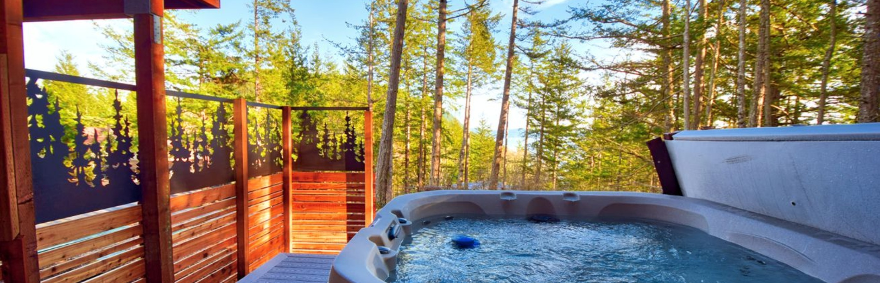 Orcas Island Getaway @ Rosario Sea Views - Hot Tub