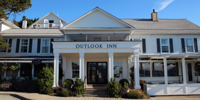 Outlook Inn�Historic Main Building�Orcas Island