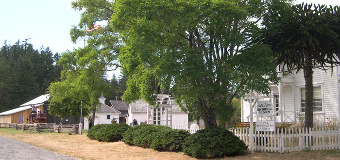 Historical Museum San Juan Island