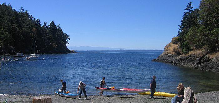 San Juan County Park - Kayaking