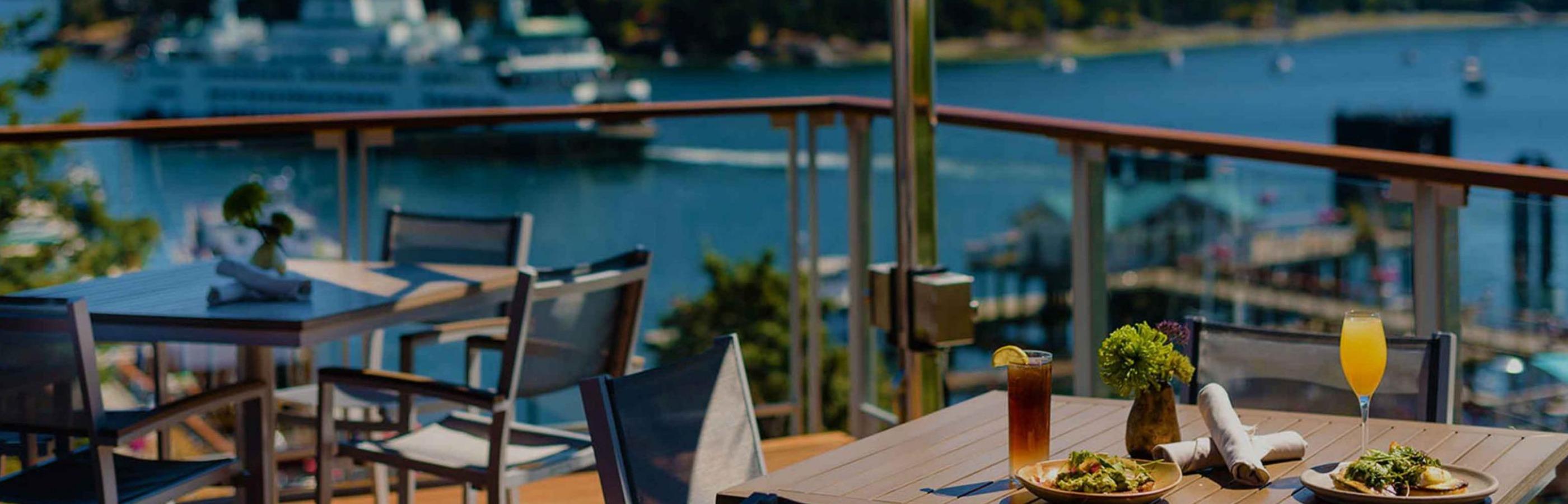 goterratrek.com - Dining by Friday Harbor