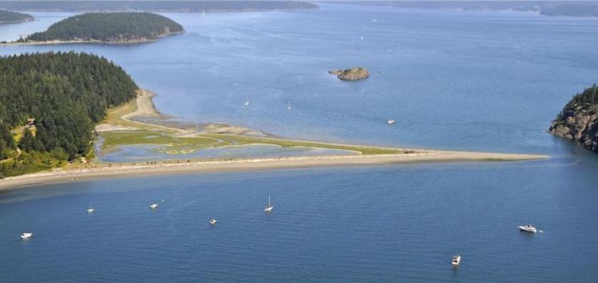 Spencer Spit State Parks & Shorelines Lopez Island