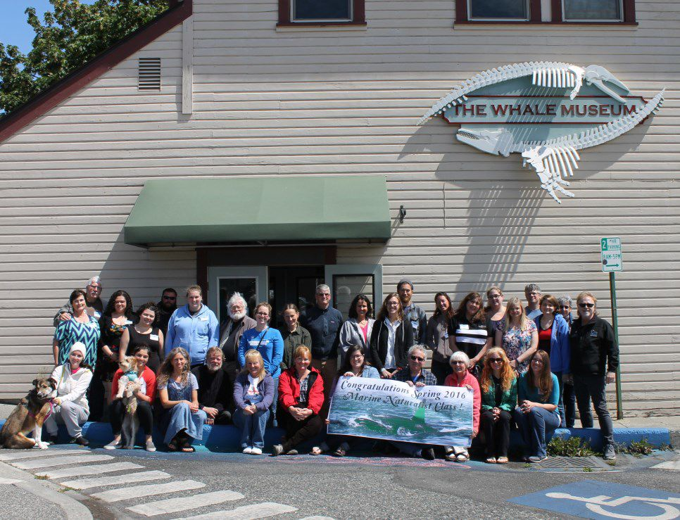 The Whale Museum - Marine Naturalists Training