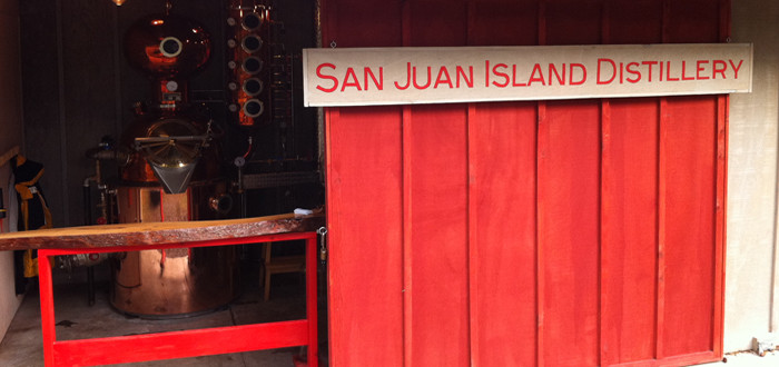 Westcott Bay Cider/San Juan Island Distillery